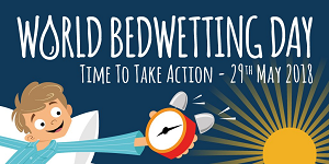World Bedwetting Day 2018