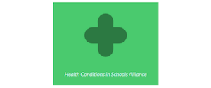 Health conditions in schools alliance logo
