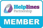 Helplines Partnership member logo