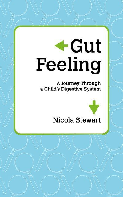 Front title of book titled Gut Feeling