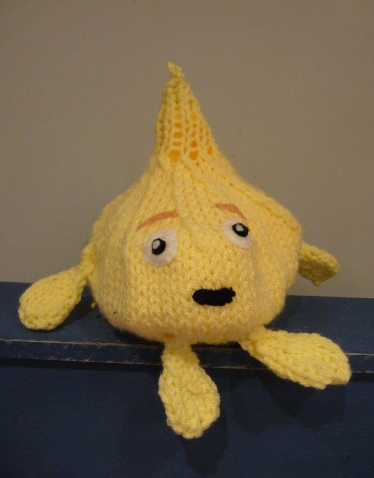 Knitted wee