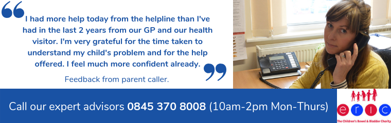 Helpline hours and feedback quote