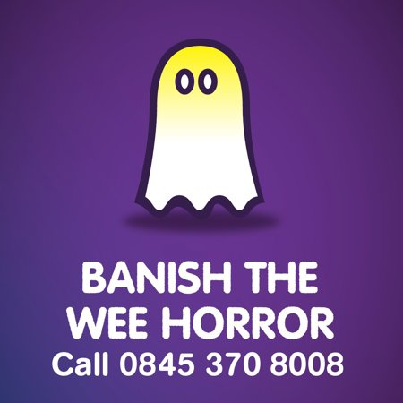 Banish the wee horror