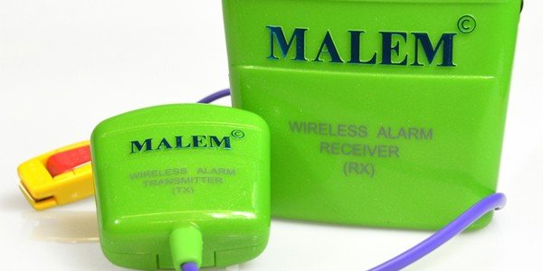 Malem M012 wireless bedwetting alarm