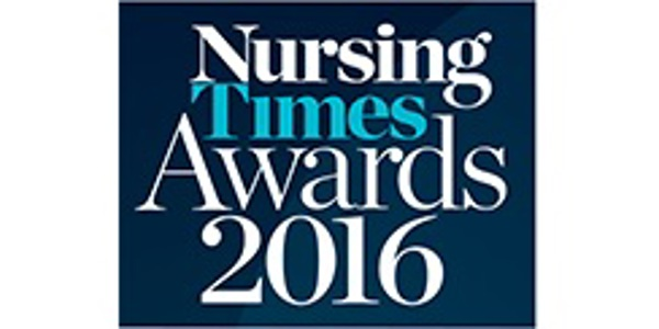 Nursing Times Awards 2016