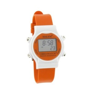 Malem Vibro Watch - orange