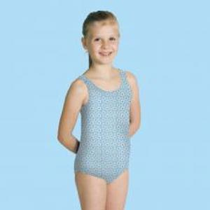 Hi-Line girls swimsuit - daisy - age 3-4 (other sizes available)
