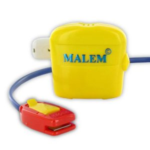 Malem Bedwetting Alarm (MO3) with easy clip sensor