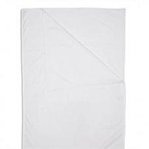 Brolly Sheets simple sleeping bag liner - white (also available in navy)
