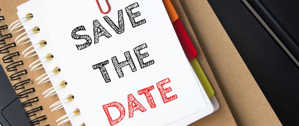 Save the date ERIC conference
