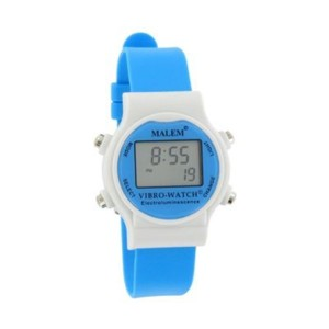 Malem Vibro Watch - blue