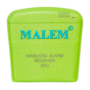 Replacement Receiver for Malem Wireless Bedside Alarm (M012)
