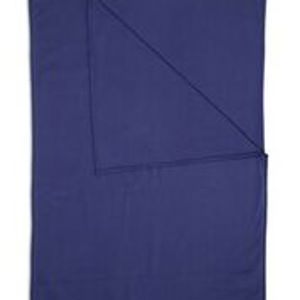 Brolly Sheets simple sleeping bag liner - navy