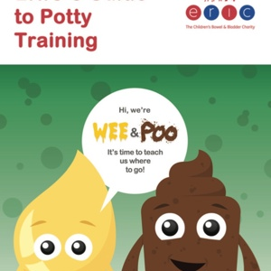 ERIC's Guide to Potty Training (100 copies)