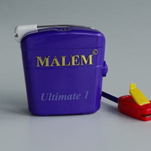 Malem™  body-worn bedwetting alarm (MO4) - one sound and vibration