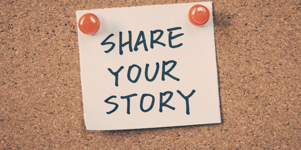 Share your story with ERIC