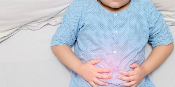 Spotting the signs of constipation in children